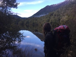 How Not To Go Tramping – The Rosie and Lydia Edition