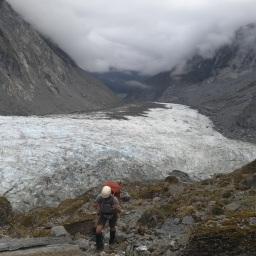 The 'fun' Fox Glacier Route